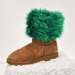 LuxyCuffs - Mean Green
