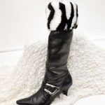 LuxyCuffs Sa-Far-I Tall Boot